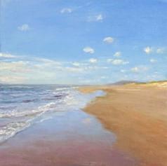 Summer Walk, Tywin Beach, 2020