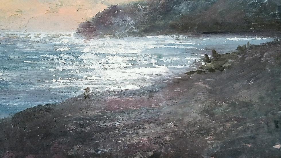 Lyme Regis, Evening Sun