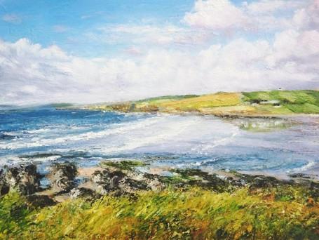 Sea Breeze and Surf, Cornwall