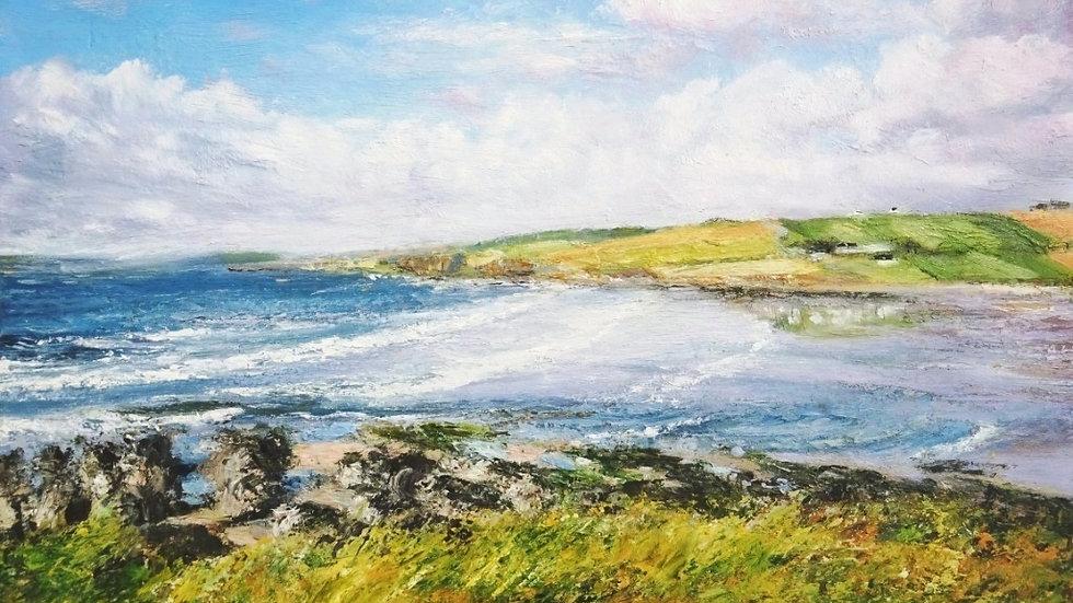 Sea Breeze, Cornwall
