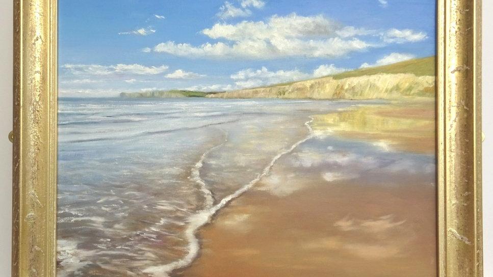 Wet Sand, Sussex