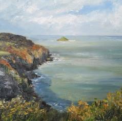 Calm Sea, Cornwall