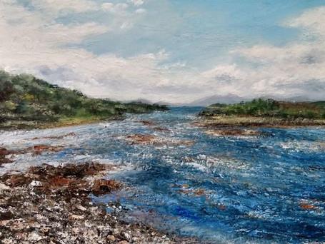 Summer Breeze over the Loch