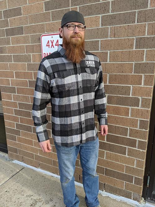 Zeus Off Road Flannel Shirt