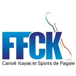 logo ffck sport de pagaie