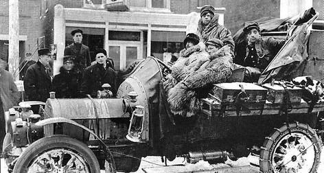 ZUST 1908 - La grande corsa