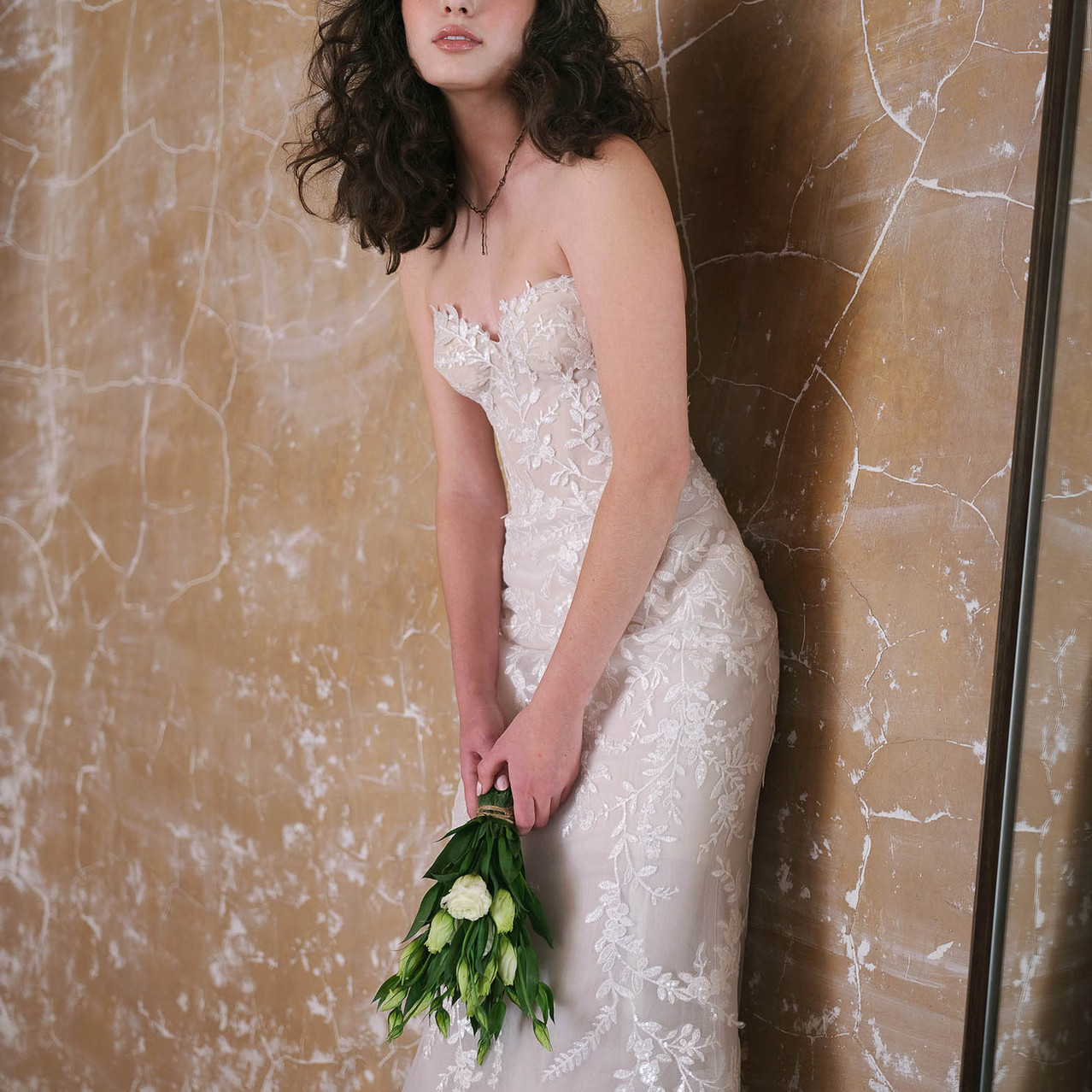 Fiona Wedding Dress by Ellen Wise Couture