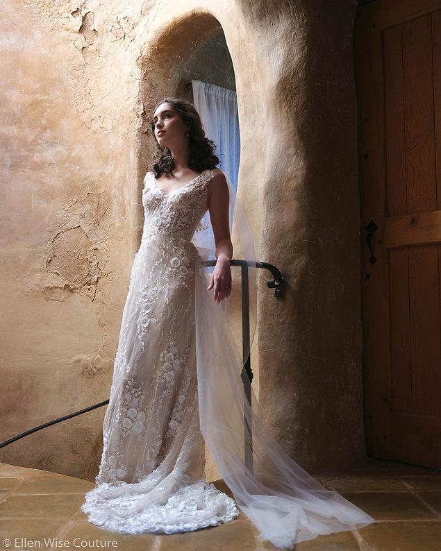 Arabella Wedding Dress by Ellen Wise Cou