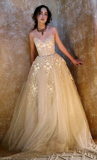 Custom Wedding Gowns by Ellen Wise Couture