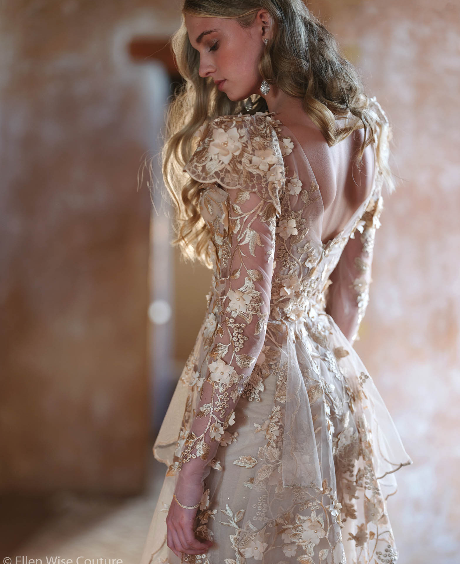 Allegra Wedding Dress by Ellen Wise Couture