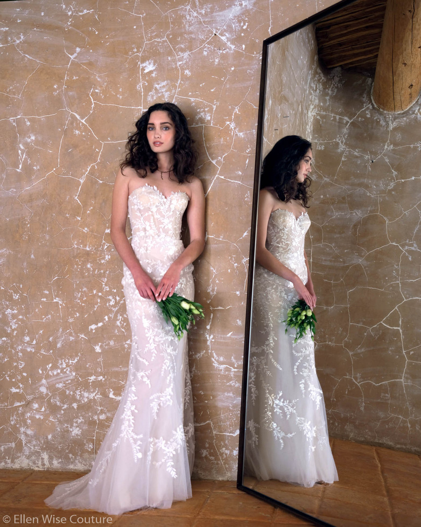 Fiona Wedding Gown by Ellen Wise Couture