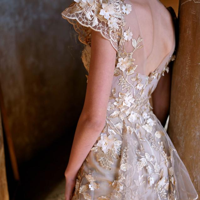 Allegra Wedding Dress by Ellen Wise Couture