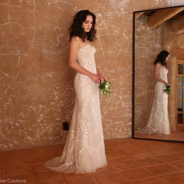Fiona Wedding Dress by Ellen Wise Couture