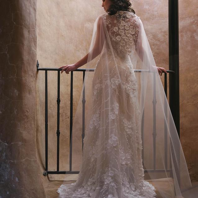 Arabella Wedding Dress by Ellen Wise Couture