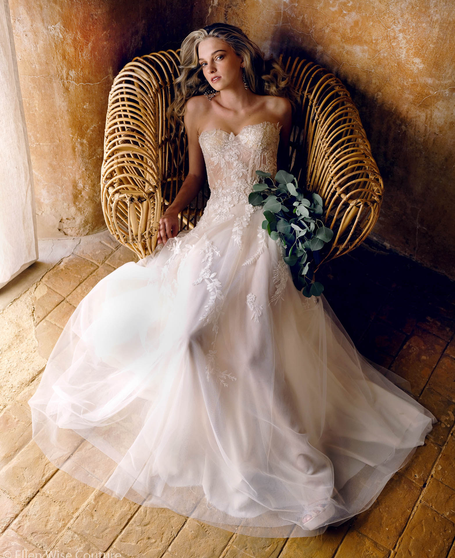 Seraphina by Wedding Dress Ellen Wise Couture