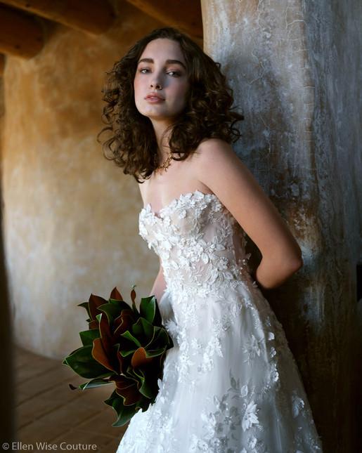 Briar Wedding Gown by Ellen Wise Couture