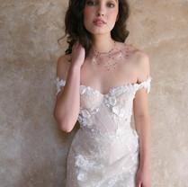 Isabella Wedding Dress by Ellen Wise Couture