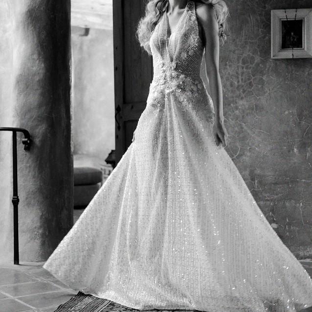 Perla Wedding Dress by Ellen Wise Couture