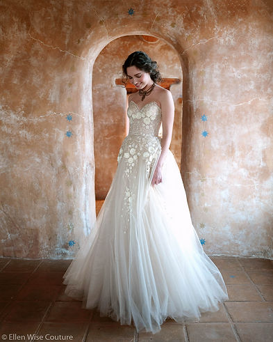 Wedding Dresses and Gowns by Ellen Wise Couture, 2021 Cielo Collection - Covid Safe ExperienceDresses and Gowns by Ellen Wise Couture, 2021 Cielo Collection Covid Safe Wedding Dresses