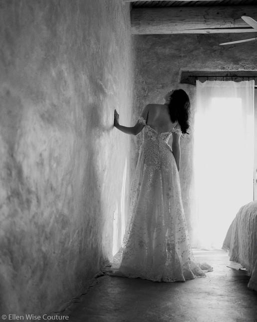 Isabella Wedding Gown by Ellen Wise Couture