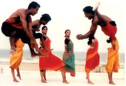 Chandralekha dance co