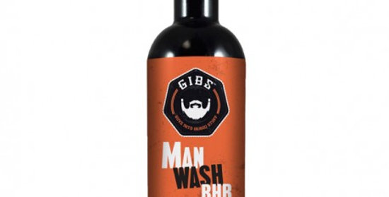 GIBS - Man Wash BHB (Beard,Hair & Body Wash)