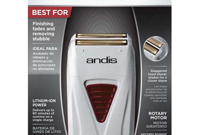 ProFoil® Lithium Titanium Foil Shaver