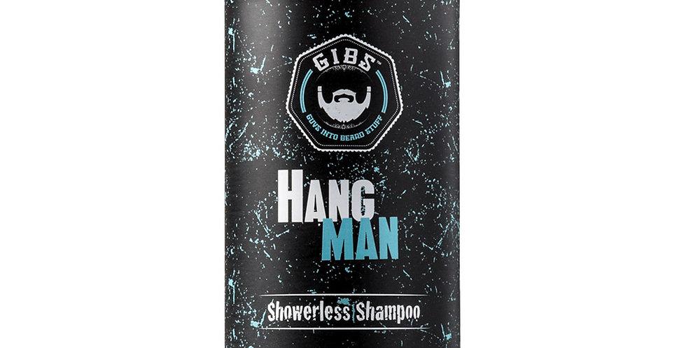 Hang Man (Showerless Shampoo)