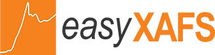 easyXAFS logo - XAFS every day in every lab. globally.
