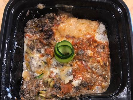 Grain free lasagna