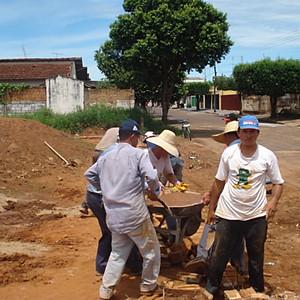 Construção Tabernáculo de Araçatuba e Birigui