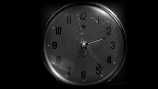 NINE minutes of life