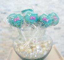 Fishbowl Cake Pops