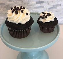 Chocolate Fudge Cupcake