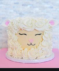 Boutique Lamb Cake