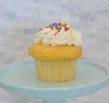 Key Lime Cupcake