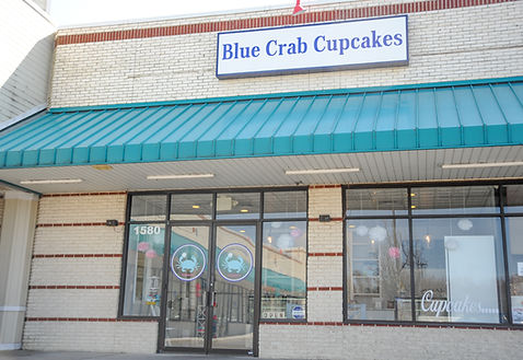 Blue Crab Cupcakes Storefront