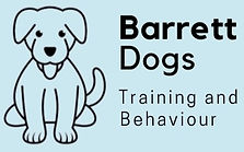 Barrett Dogs Training and Behaviour Logo