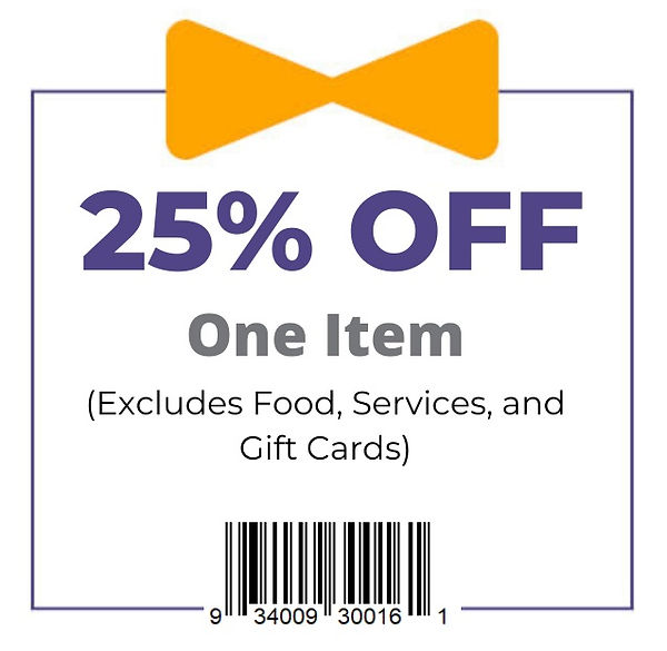 Coupon - 25% Off One Item_edited.jpg