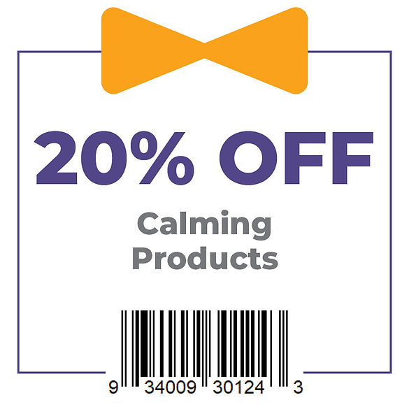 Pop-up promo _calming products 20% off.j