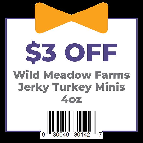 Chewsday_WILD MEADOW FARMS Jerky Turkey