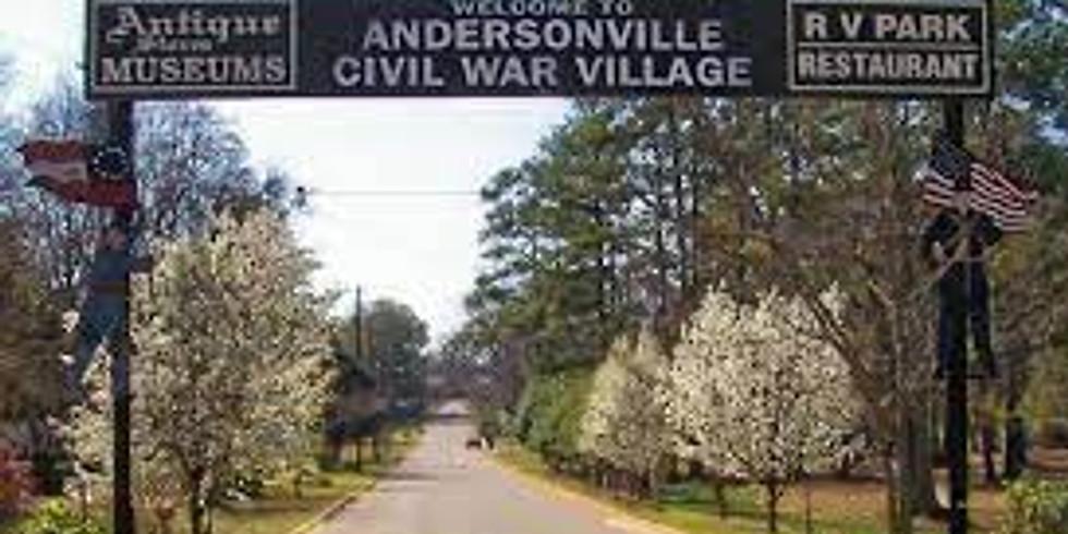 YAH Andersonville Civil War Village/Peach Farm