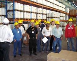 Visita a Indústrias