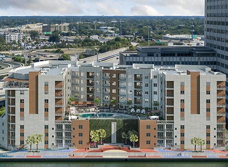 BCDC, Ventures Development Break Ground on 185-Unit Multifamily Community in Jacksonville