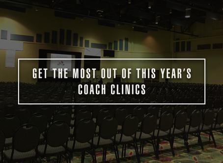 Four Key Benefits To Attending Football Coach Clinics