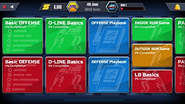 Football Playbook Game