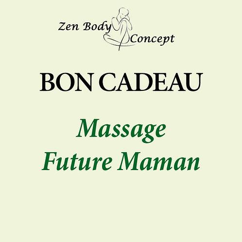 1h30 Massage pour futures Mamans