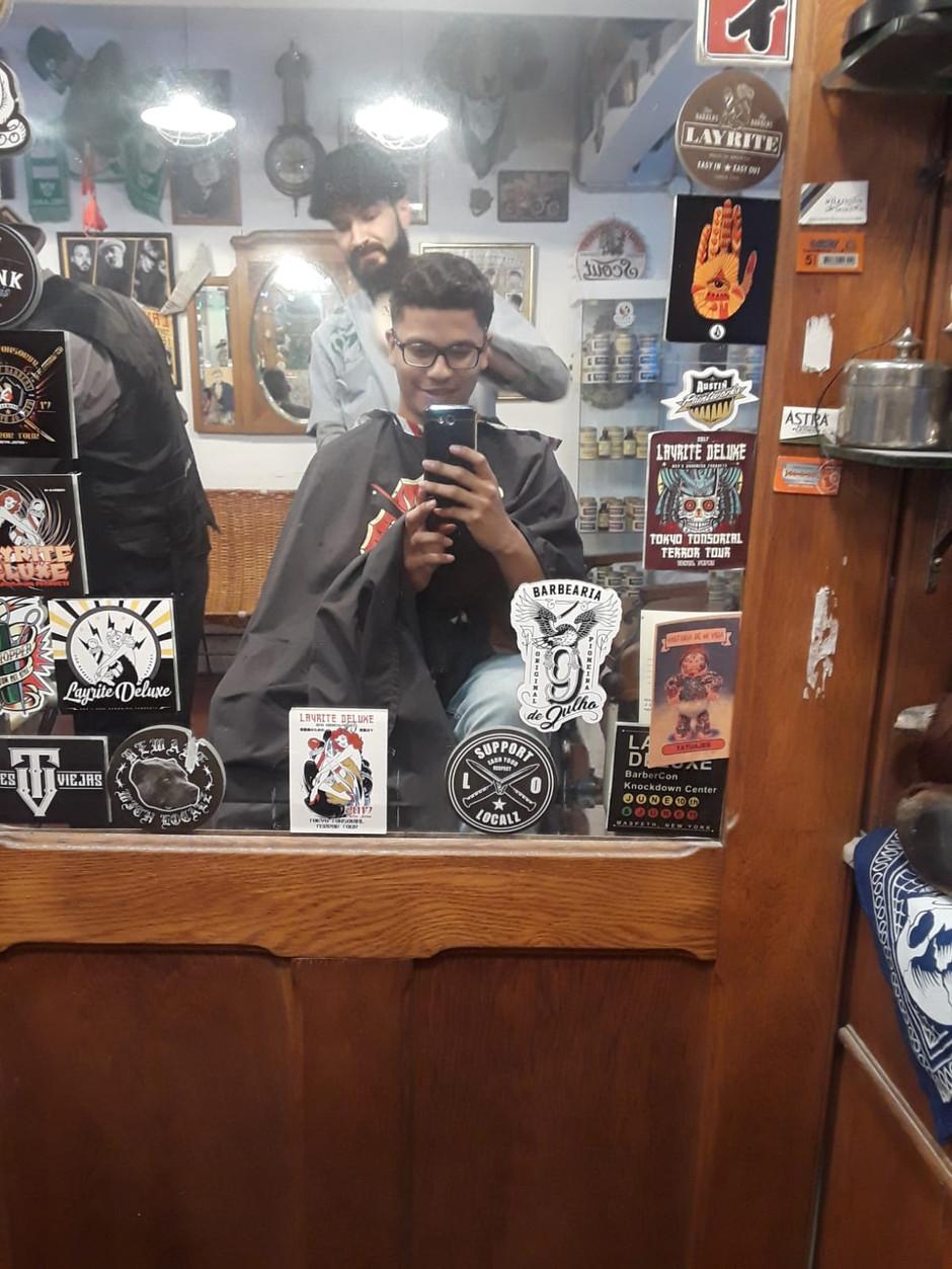 Story of a Porteño Barbershop Pt.2