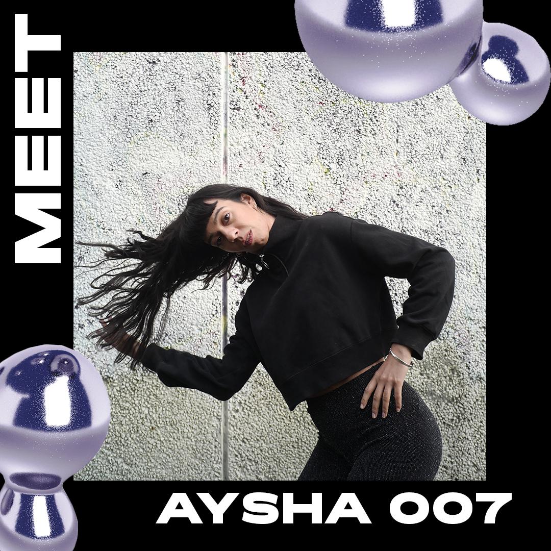 Meet Aysha