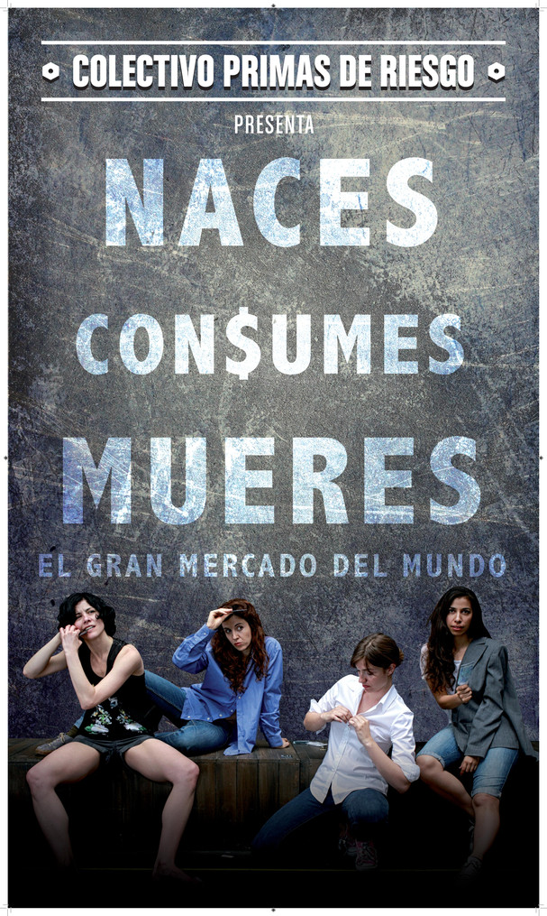 NACES CONSUMES MUERES